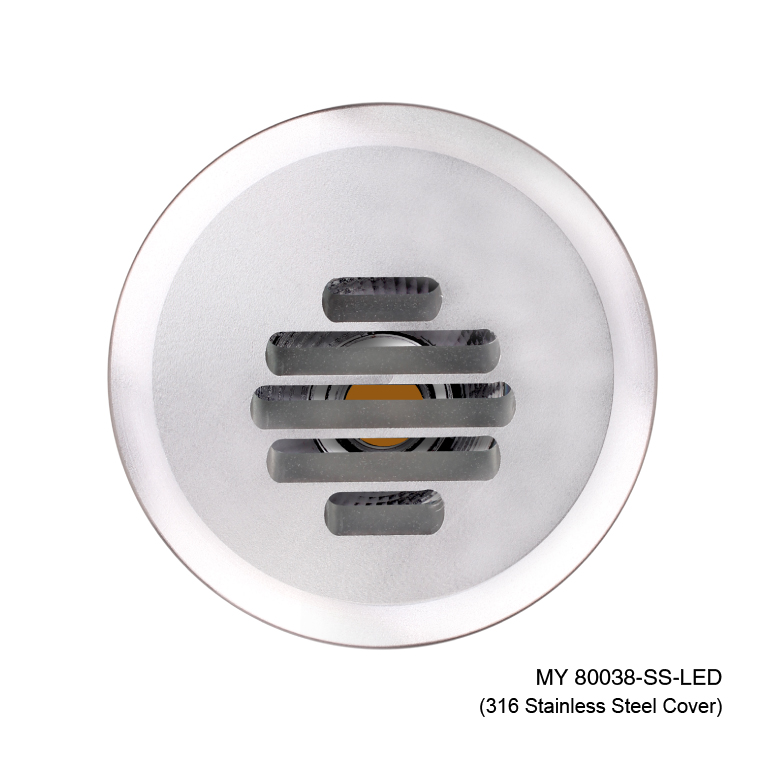 Round-Led-Step-with-louvre-SS-1
